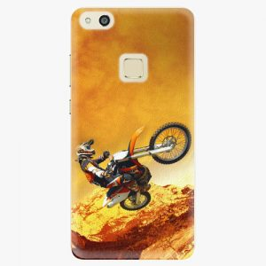 Plastový kryt iSaprio - Motocross - Huawei P10 Lite