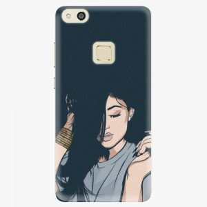 Plastový kryt iSaprio - Swag Girl - Huawei P10 Lite