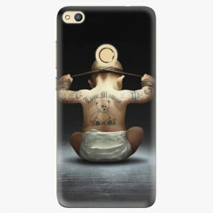 Plastový kryt iSaprio - Crazy Baby - Huawei Honor 8 Lite