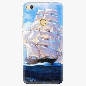 Plastový kryt iSaprio - Sailing Boat - Huawei Honor 8 Lite