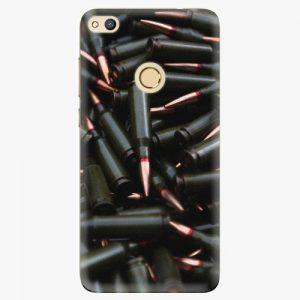 Plastový kryt iSaprio - Black Bullet - Huawei Honor 8 Lite