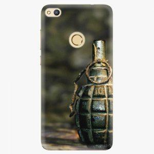 Plastový kryt iSaprio - Grenade - Huawei Honor 8 Lite