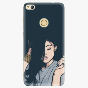 Plastový kryt iSaprio - Swag Girl - Huawei Honor 8 Lite