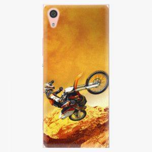 Plastový kryt iSaprio - Motocross - Sony Xperia XA1