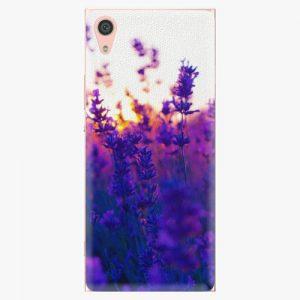 Plastový kryt iSaprio - Lavender Field - Sony Xperia XA1