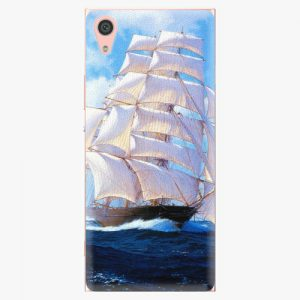 Plastový kryt iSaprio - Sailing Boat - Sony Xperia XA1
