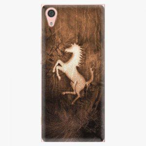 Plastový kryt iSaprio - Vintage Horse - Sony Xperia XA1