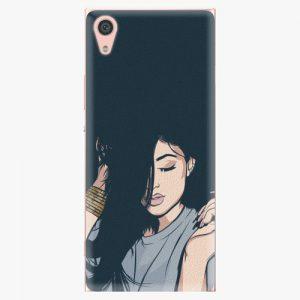 Plastový kryt iSaprio - Swag Girl - Sony Xperia XA1