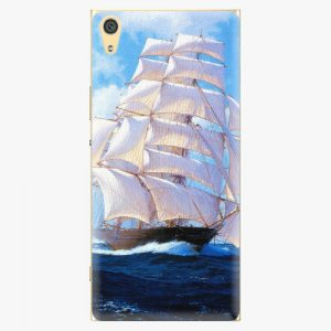 Plastový kryt iSaprio - Sailing Boat - Sony Xperia XA1 Ultra