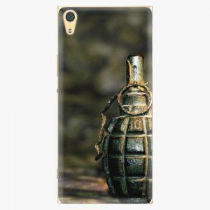 Plastový kryt iSaprio - Grenade - Sony Xperia XA1 Ultra