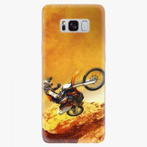 Plastový kryt iSaprio - Motocross - Samsung Galaxy S8
