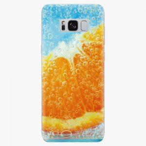 Plastový kryt iSaprio - Orange Water - Samsung Galaxy S8