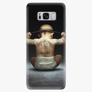 Plastový kryt iSaprio - Crazy Baby - Samsung Galaxy S8