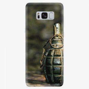 Plastový kryt iSaprio - Grenade - Samsung Galaxy S8