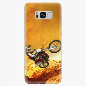 Plastový kryt iSaprio - Motocross - Samsung Galaxy S8 Plus