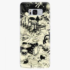 Plastový kryt iSaprio - Underground - Samsung Galaxy S8 Plus