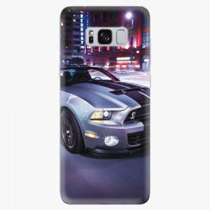 Plastový kryt iSaprio - Mustang - Samsung Galaxy S8 Plus