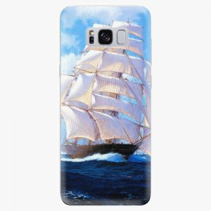 Plastový kryt iSaprio - Sailing Boat - Samsung Galaxy S8 Plus