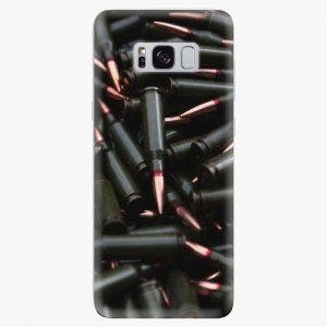 Plastový kryt iSaprio - Black Bullet - Samsung Galaxy S8 Plus