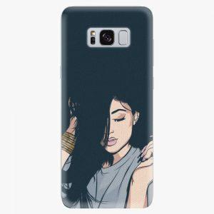 Plastový kryt iSaprio - Swag Girl - Samsung Galaxy S8 Plus