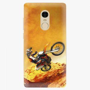 Plastový kryt iSaprio - Motocross - Xiaomi Redmi Note 4