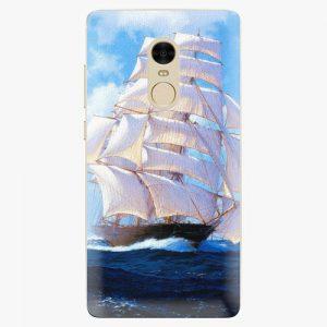 Plastový kryt iSaprio - Sailing Boat - Xiaomi Redmi Note 4