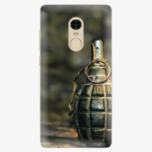 Plastový kryt iSaprio - Grenade - Xiaomi Redmi Note 4