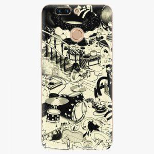 Plastový kryt iSaprio - Underground - Huawei Honor 8 Pro
