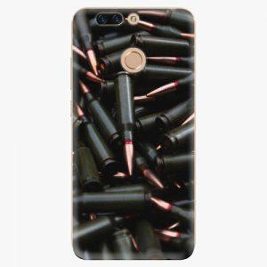 Plastový kryt iSaprio - Black Bullet - Huawei Honor 8 Pro