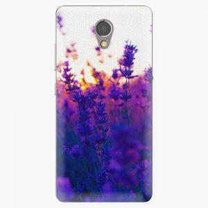 Plastový kryt iSaprio - Lavender Field - Lenovo P2