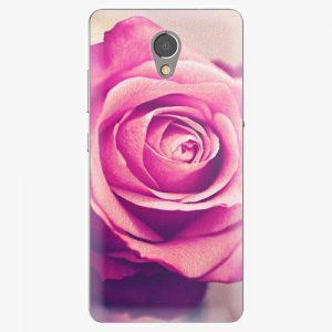 Plastový kryt iSaprio - Pink Rose - Lenovo P2