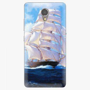 Plastový kryt iSaprio - Sailing Boat - Lenovo P2