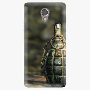 Plastový kryt iSaprio - Grenade - Lenovo P2
