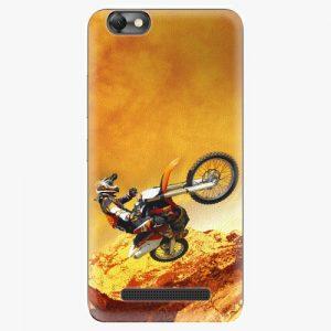 Plastový kryt iSaprio - Motocross - Lenovo Vibe C