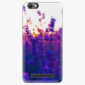 Plastový kryt iSaprio - Lavender Field - Lenovo Vibe C