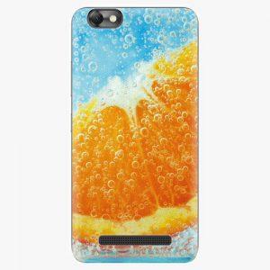 Plastový kryt iSaprio - Orange Water - Lenovo Vibe C