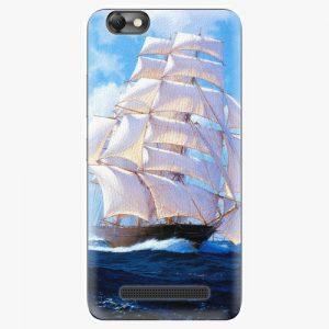 Plastový kryt iSaprio - Sailing Boat - Lenovo Vibe C