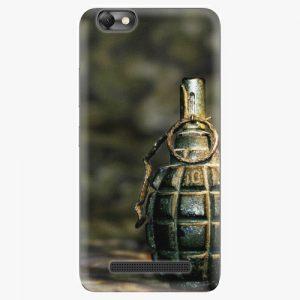 Plastový kryt iSaprio - Grenade - Lenovo Vibe C