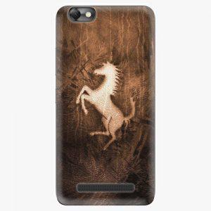 Plastový kryt iSaprio - Vintage Horse - Lenovo Vibe C