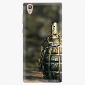Plastový kryt iSaprio - Grenade - Sony Xperia L1