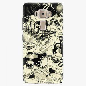 Plastový kryt iSaprio - Underground - Asus ZenFone 3 ZE520KL