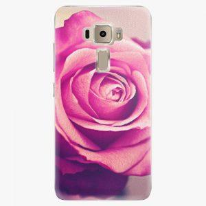 Plastový kryt iSaprio - Pink Rose - Asus ZenFone 3 ZE520KL
