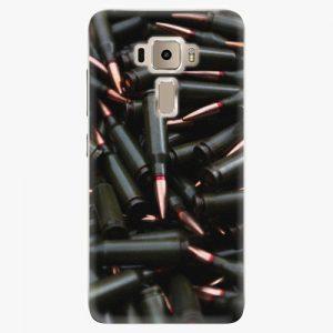 Plastový kryt iSaprio - Black Bullet - Asus ZenFone 3 ZE520KL