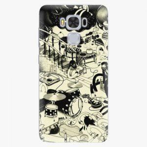 Plastový kryt iSaprio - Underground - Asus ZenFone 3 Max ZC553KL