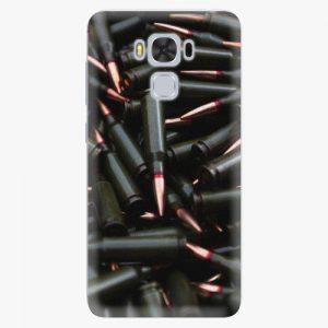 Plastový kryt iSaprio - Black Bullet - Asus ZenFone 3 Max ZC553KL