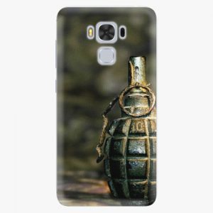 Plastový kryt iSaprio - Grenade - Asus ZenFone 3 Max ZC553KL