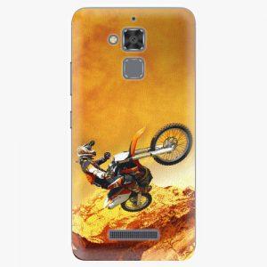 Plastový kryt iSaprio - Motocross - Asus ZenFone 3 Max ZC520TL