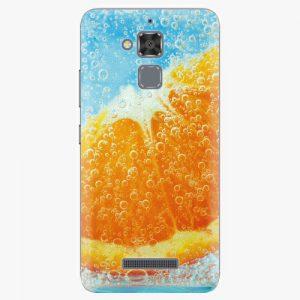 Plastový kryt iSaprio - Orange Water - Asus ZenFone 3 Max ZC520TL