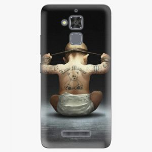Plastový kryt iSaprio - Crazy Baby - Asus ZenFone 3 Max ZC520TL