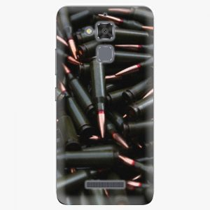Plastový kryt iSaprio - Black Bullet - Asus ZenFone 3 Max ZC520TL